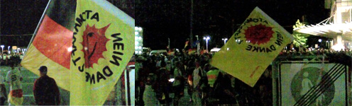 Public Protesting